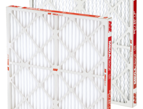 AAF International Introduces MEGApleat™ M8 Premium Pleated Filter